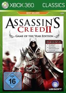 Assassin's Creed II #Game of the Year Edition [Classics]