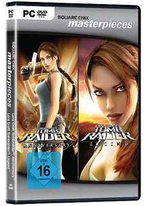 Tomb Raider Bundle MASTERPIECES