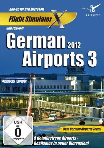 Flight Simulator X: German Airports 3 / 2012