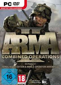 ARMA II: Combined Operations #Gold Edition