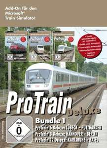 Train Simulator - Pro Train Deluxe Bundle 1