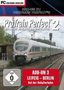 Pro Train Perfect 2 - 3 Leipzig - Berlin