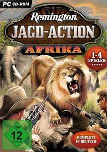 Remington Jagd-Action Afrika