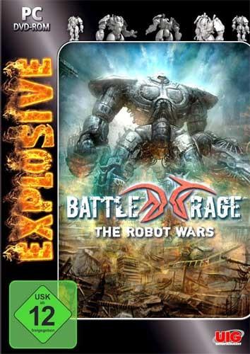 Explosive Battle Rage