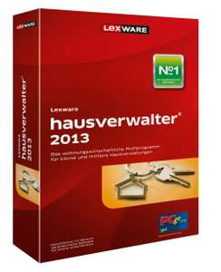 Lexware Hausverwalter 2013 #Version 13.00