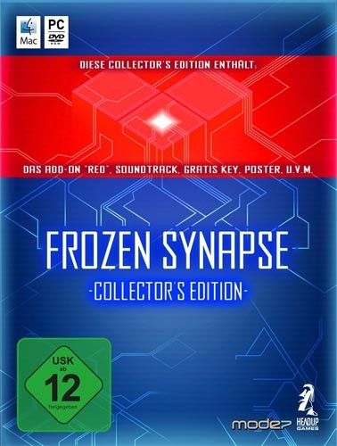 Frozen Synapse #Collector's Edition