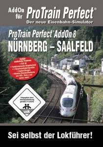 ProTrain Perfect - Add-On 8: Nürnberg - Saalfeld