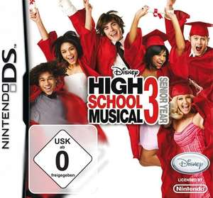 High School Musical 3 - Senior Year Dance!