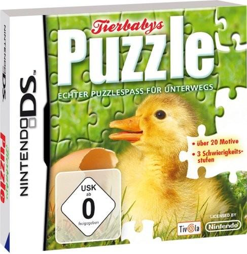 Puzzle: Tierbabys