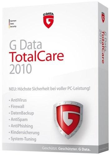 G Data TotalCare 2010
