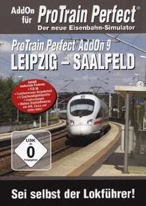 ProTrain Perfect - Add-On 9: Leipzig-Saalfeld