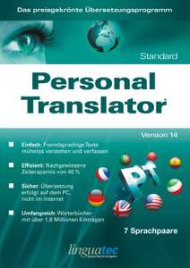 Personal Translator 14 Standard / Mini-Box