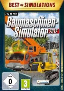 Baumaschinen-Simulator 2012 [Best of Simulations]
