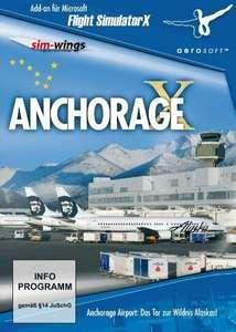 Flight Simulator X - Anchorage X