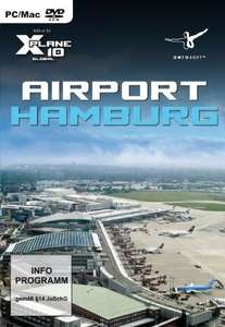 Flight Simulator X: X-Plane 10 Airport Hamburg