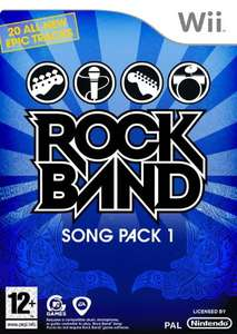 Rock Band 1: Song Pack 1