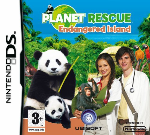 Planet Rescue: Endangered Island