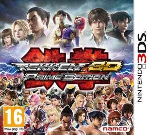 Tekken 3D #Prime Edition