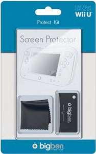 WiiU GamePad Screen Protection Kit