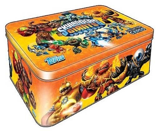 Skylanders - Giants Sammelkarten Tin Box