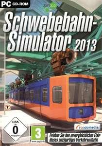 Schwebebahn-Simulator 2013