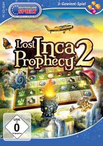 Lost Inca Prophecy 2 [DSP]