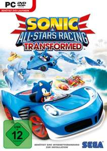 Sonic All-Stars Racing 2: Transformed