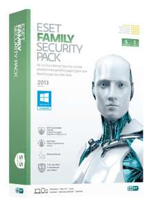 ESET Family Pack V6 5User