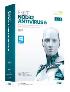 ESET NOD32 Antivirus V6 3User