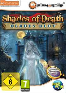 Shades of Death Blaues Blut
