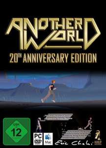 Another World #20th Anniversary Edition