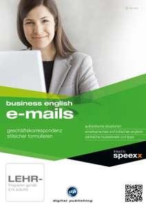 Business English E-Mails und Briefe