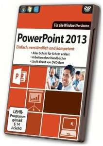 PowerPoint 2013 Lernkurs