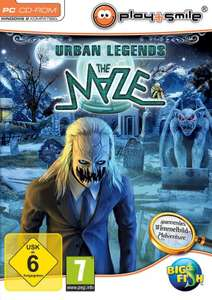 Urban Legends The Maze