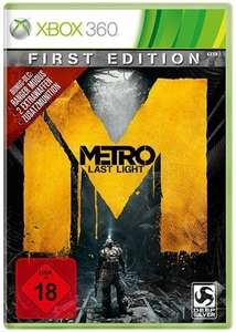 Metro: Last Light #First Edition