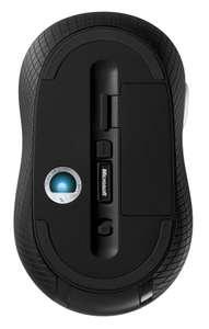 Wireless Mobile Mouse 4000 #graphite [Microsoft]