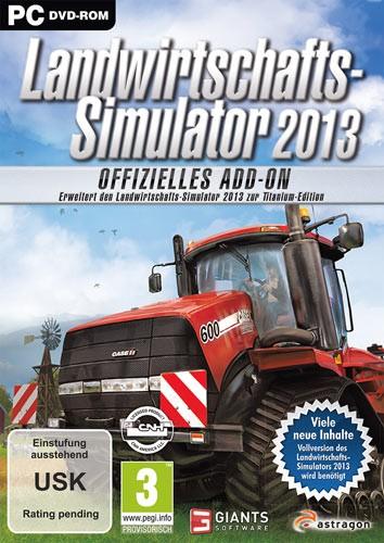 Landwirtschafts-Simulator 2013 / Offizielles Addon