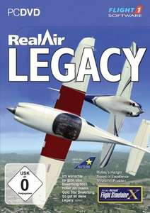Flight Simulator FSX RealAir Lancair Legacy