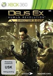 Deus Ex: Human Revolution #Director's Cut