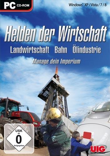 Helden der Wirtschaft: LWG + Bahn + Rockefeller