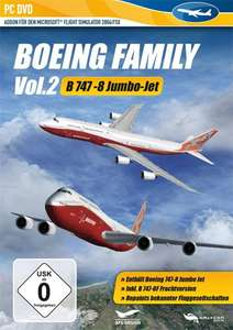 Flight Simulator X - Boeing Family Vol. 2: B747-8 Jumbo-Jet