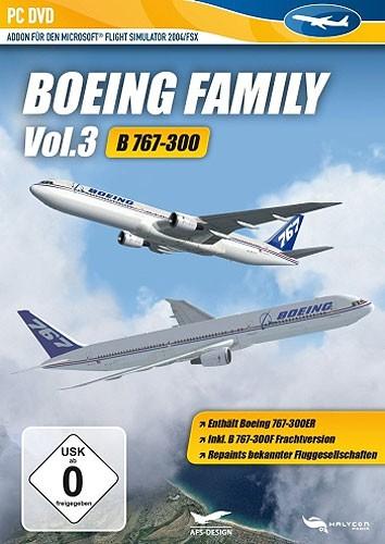 Flight Simulator X - Boeing Family Vol. 3: B767-300