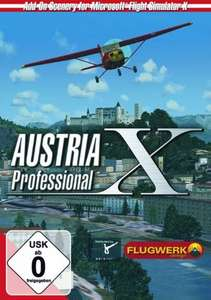 Flight Simulator X - Austria pro