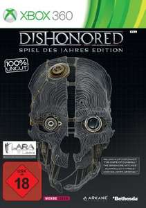 Dishonored #Game of the Year Edition