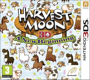 Harvest Moon 3D: New Beginning
