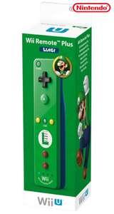 Original Remote mit Motion Plus Luigi Edition #grün