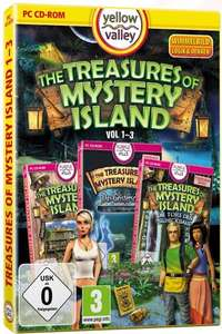 Treasures of Mystery Island 1-3