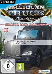 American Truck Simulator: Starter Pack California