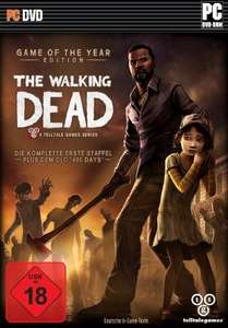 The Walking Dead #Game of the Year Edition