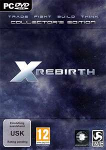 X Rebirth #Collector's Edition